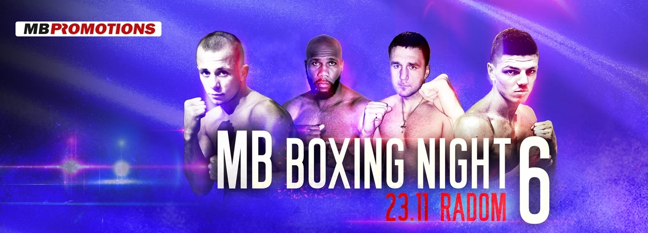 MB Boxing Night już w sobotę!